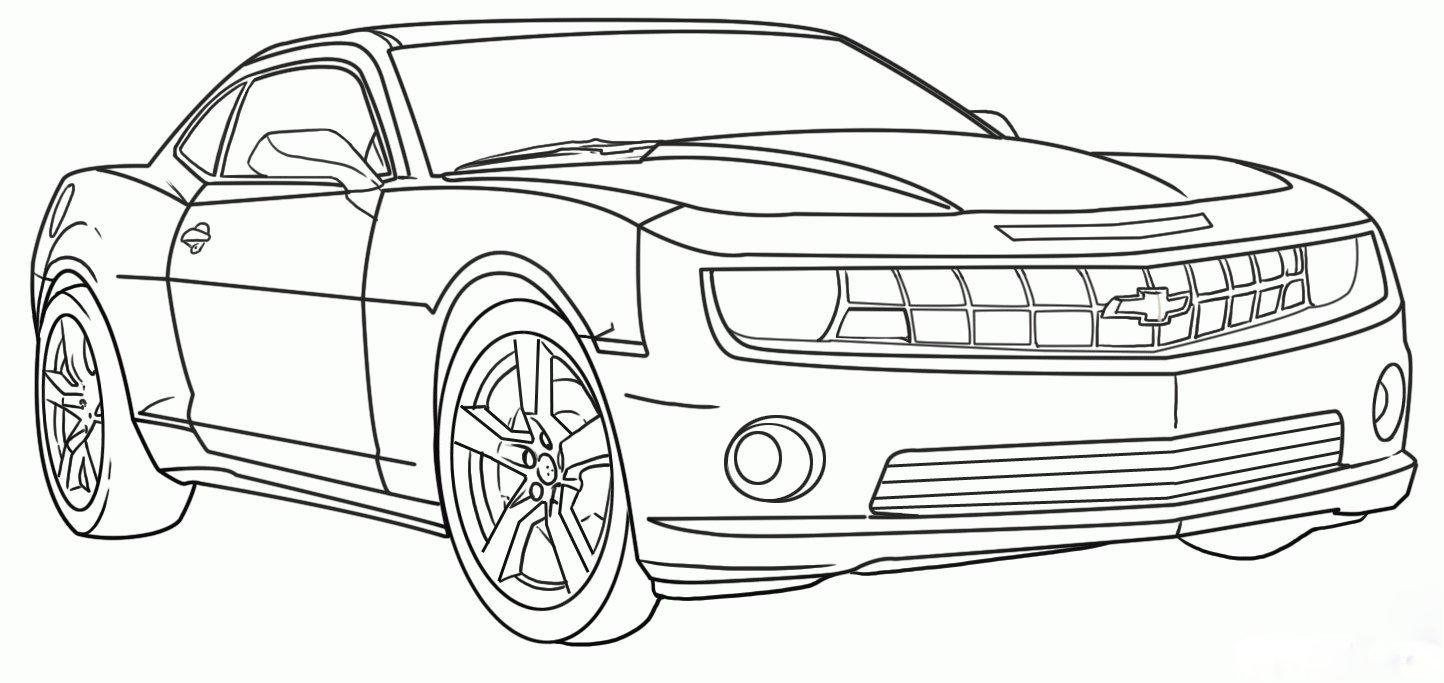 MuScLe cars: Рисование