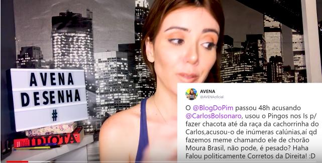 Felipe Moura quer Processar Youtuber Raphaella Avena por crime de calúnia