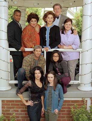 Personagens cativantes e engraçados é o que não falta no seriado Gilmore Girls