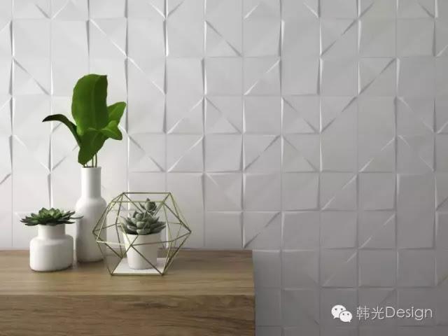 西班牙設計師Victor Carrasco為Alea公司設計的Sensory(感官)牆磚