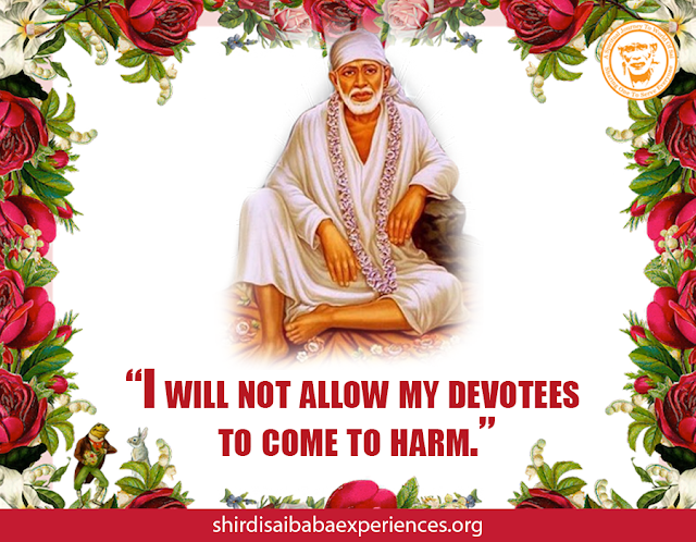 Shirdi Sai Baba Blessings - Experiences Part 2618