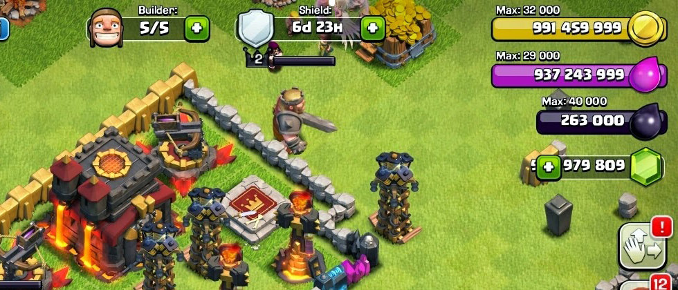 Clash Of Clans Mod Apk Th12 Download Apan Archeo Forum
