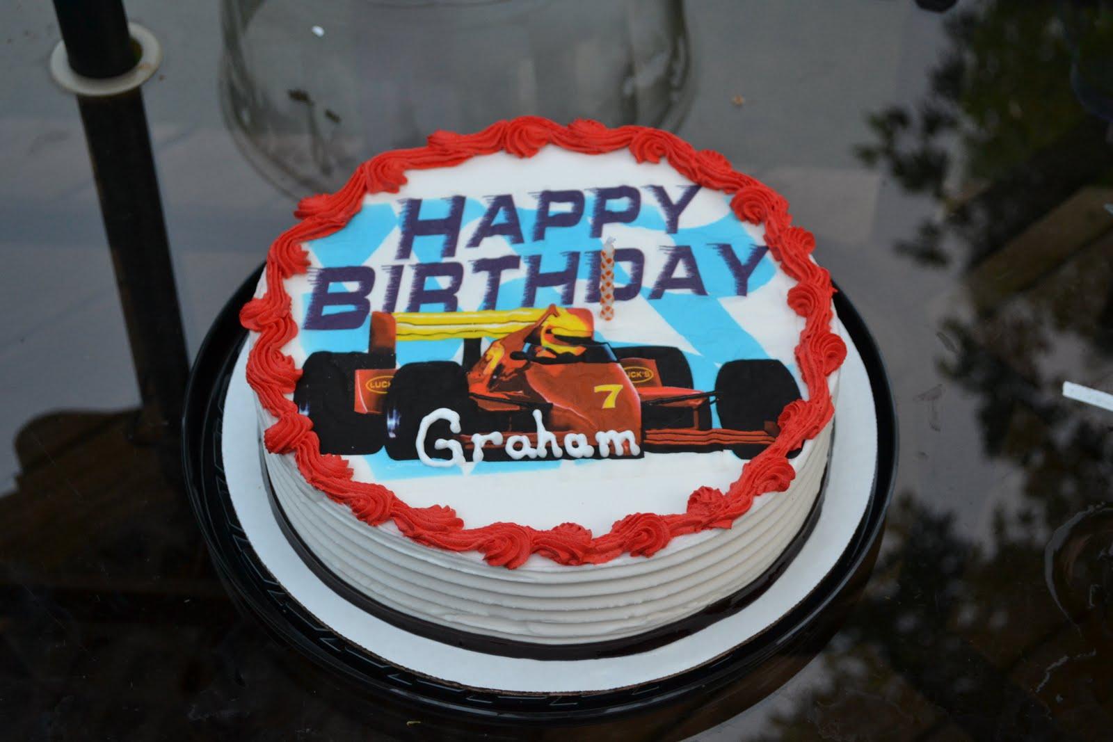 Ravenscroft Ruckus Happy Birthday Graham