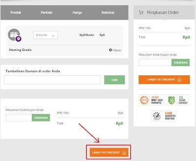 Cara Membuat Website Gratis, tutorial membuat websie sendiri