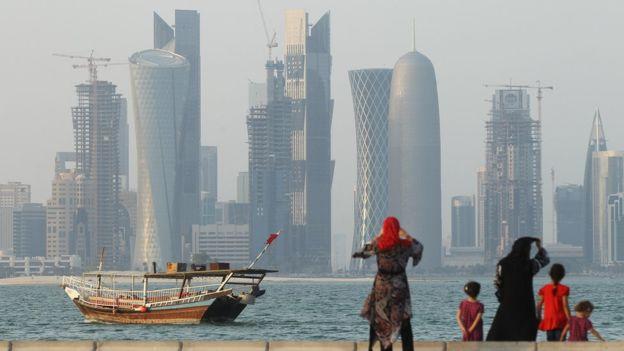 Tahukah Anda! Qatar yang Dulu Miskin Kini Jadi Salah Satu Negara Terkaya di Dunia