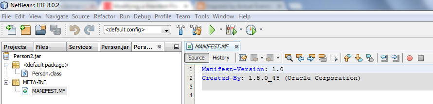 JAR Manifest Class-Path is Not for Java Application Launcher