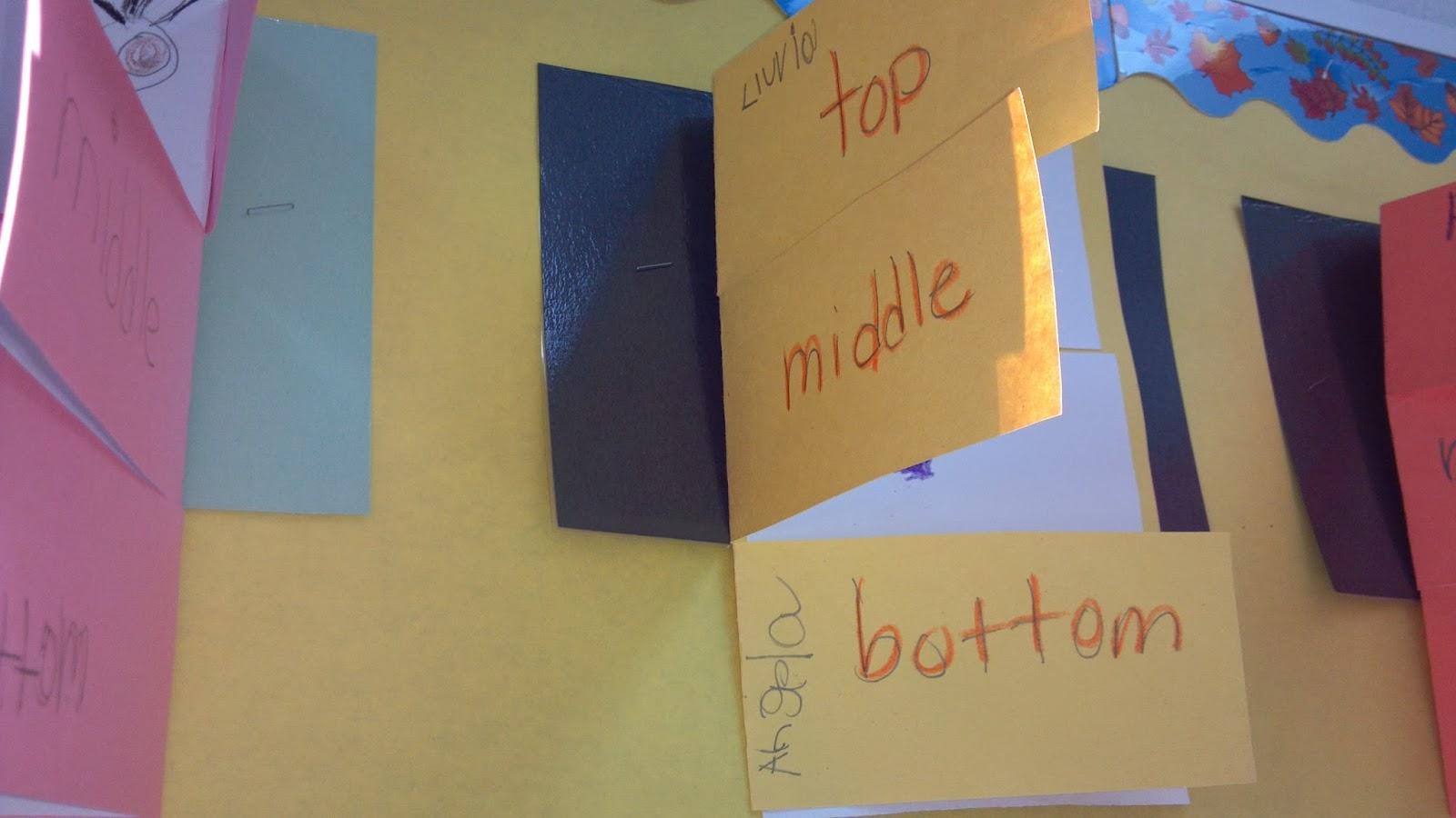 Prek Preschool Ideas From Noey Top Middle Bottom