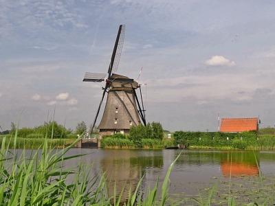 Kinderdijk, Belanda