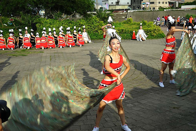 DSC02168 - 熱血採訪│2016首屆台中國際踩舞祭超夯登場,文華高中快閃高美濕地