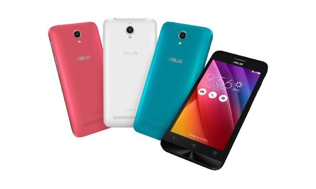 Smartphone Asus Zenfone Go 2 Mulai Unjuk Spesifikasi
