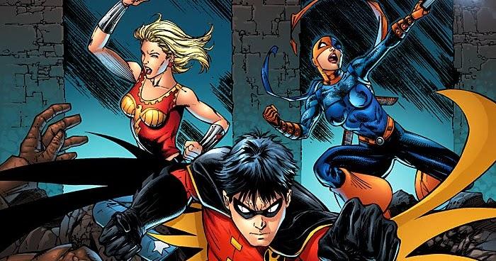 New Teen Titans Tv Series