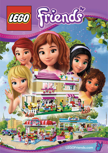 Lego Friends Inspire Girls Globally Room Decor Ideas