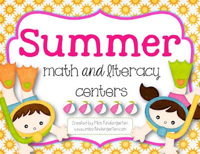 summer math center