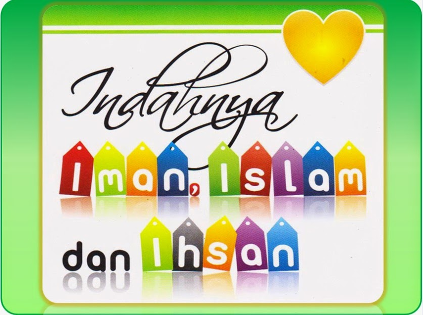 Hadits ( IMAN, ISLAM, DAN IHSAN )