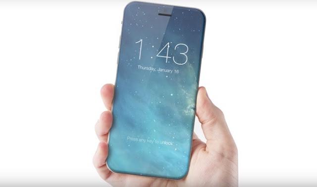 اخر المعلومات عن جهاز ايفون 8 iphone القادم في 2017