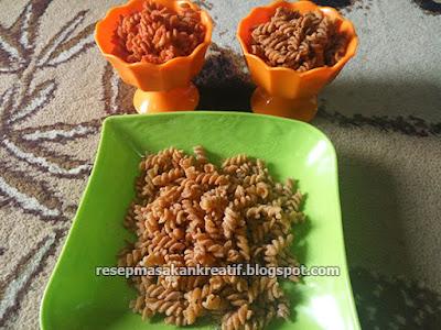 Resep Makaroni Goreng Pedas Garing Renyah Crispy