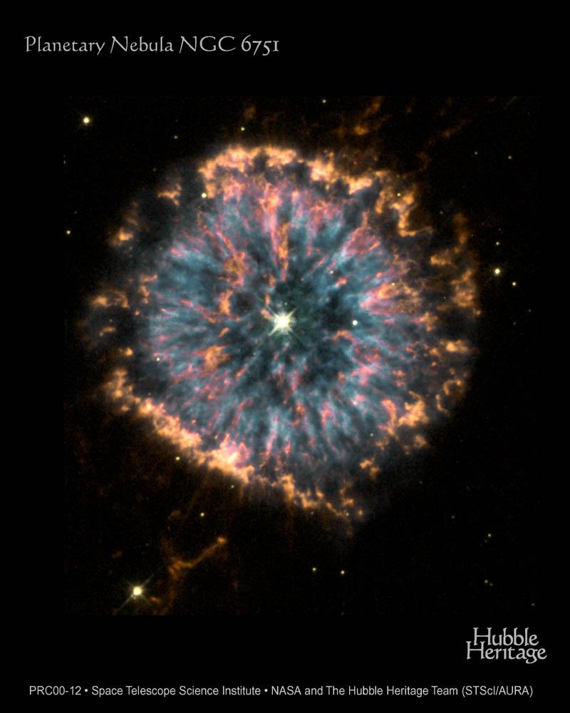 Nebulae - Hubble Heritage