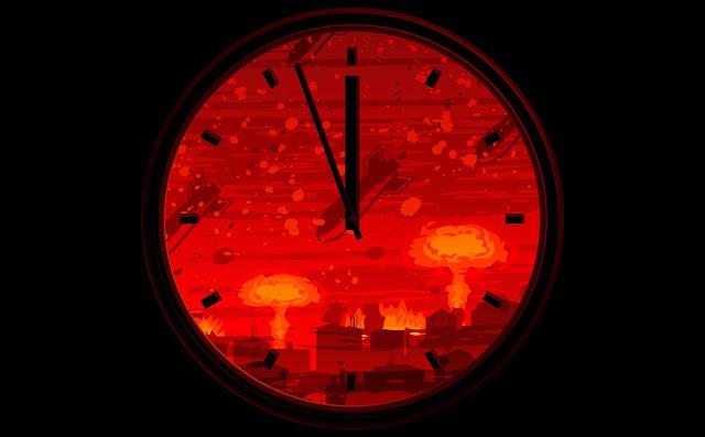 """Buongiornolink - """"Doomsday Clock"""": siamo a soli due minuti dall'Apocalisse"""