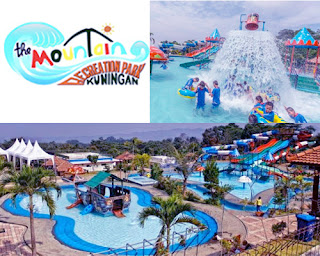 Wisata Kuningan - The Mountain Recreation Park