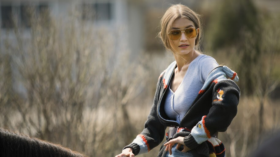 Gigi Hadid, Model, Eyeglass, 4K, #4.2554