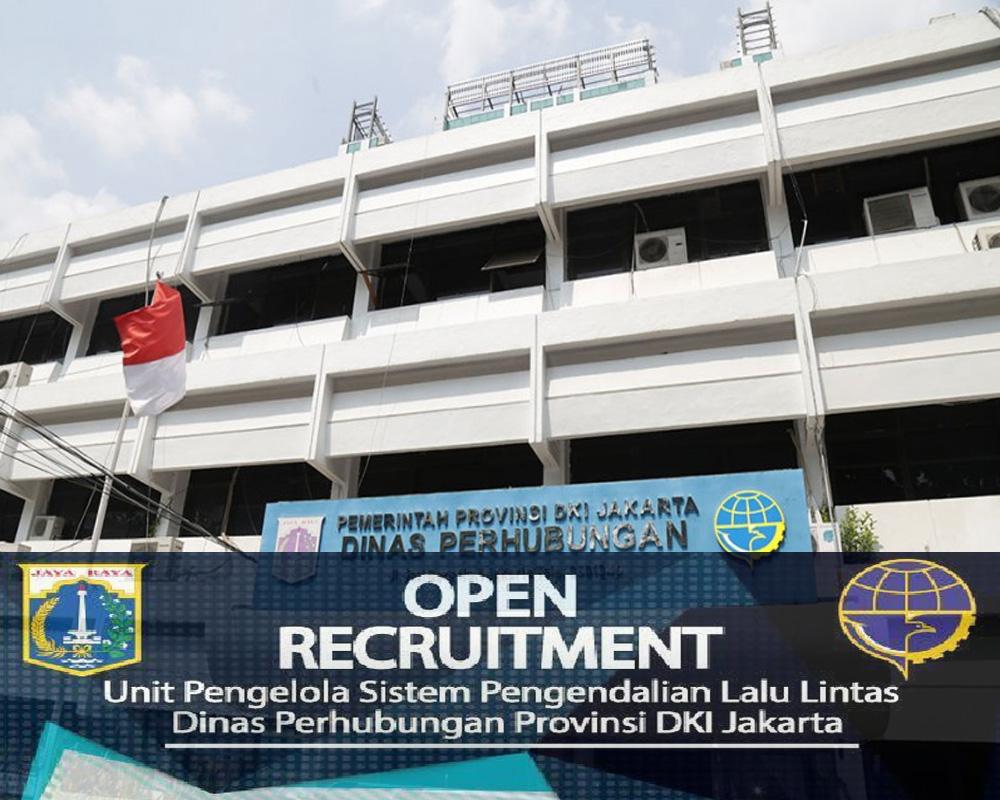 Lowongan Kerja Dinas Perhubungan Provinsi DKI Jakarta Tahun 2017