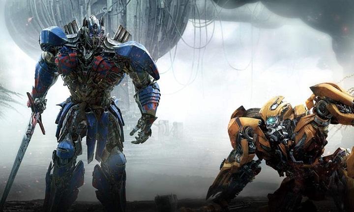 Perang Brutal Antara Manusia dan Robot Dalam Transformers