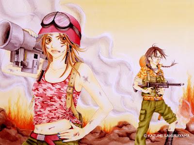 Dangerous Girls de Kazumi Sakurayama