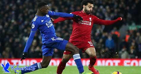 Liverpool Gagal Jauhi City Setelah Ditahan Leicester