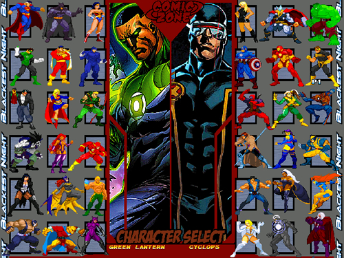 Mugen Character Pack Download