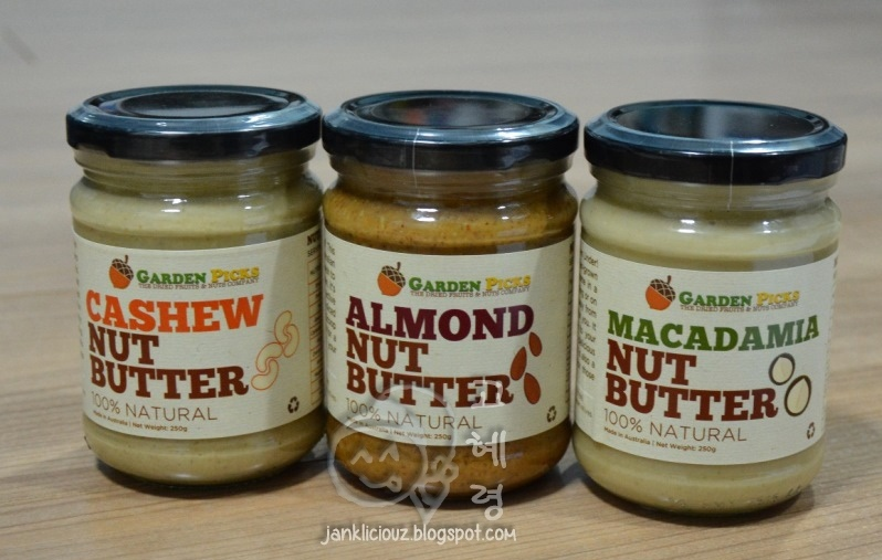 Garden Picks: Extremely Nutty with their butters!