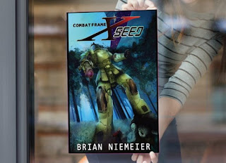 Combat Frame XSeed poster