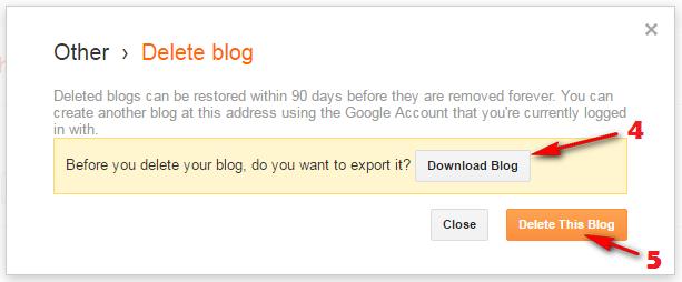 blogger-blog-ko-kaise-permanently-delete-kare