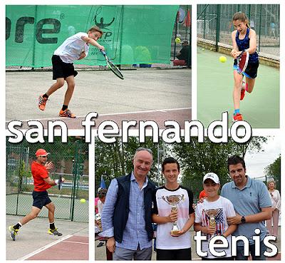 Tenis Aranjuez Trofeo San Fernando