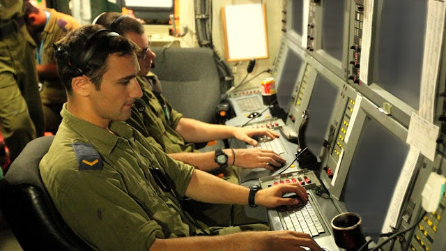 Israel preparing their Cyber Army under Unit 8200