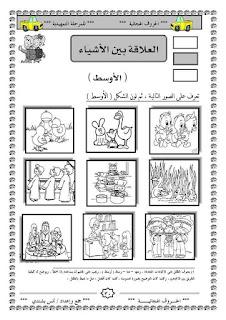 21 - مجموعة أنشطة متنوعة للتحضيري و الروضة