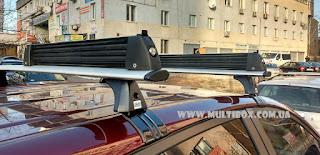 Подобрать автомобильный багажник на Toyota RAV 4