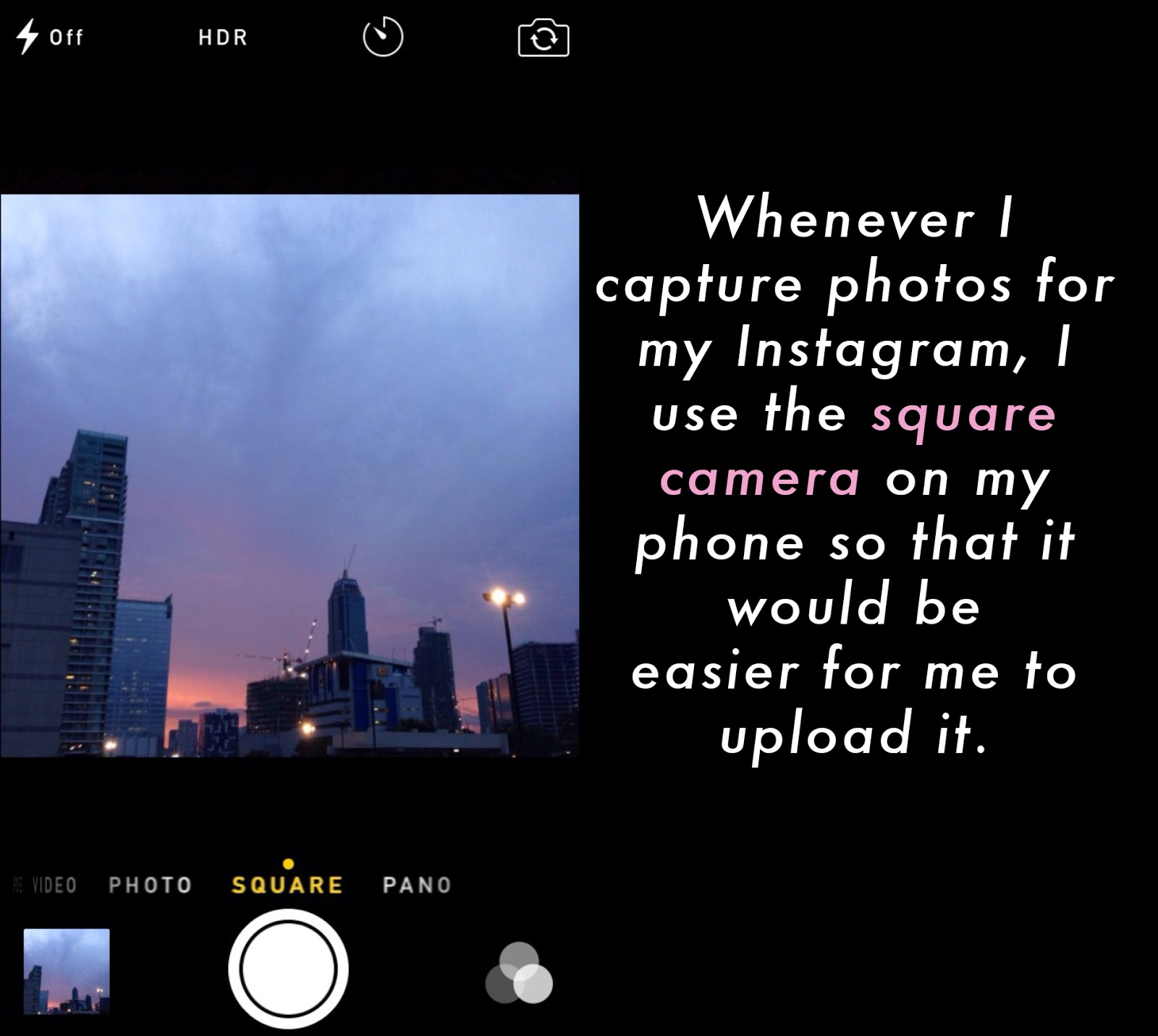 ETHEREAL THOUGHTS: HOW I EDIT MY INSTAGRAM PICTURES