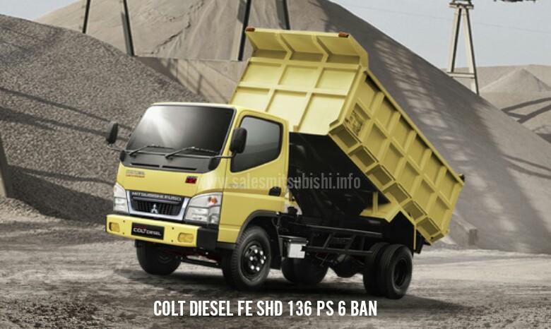 Mitsubishi FUSO - COLT DIESEL FE SHD