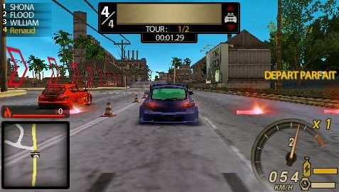 Game Need For Speed Undercover PPSSPP Iso Android