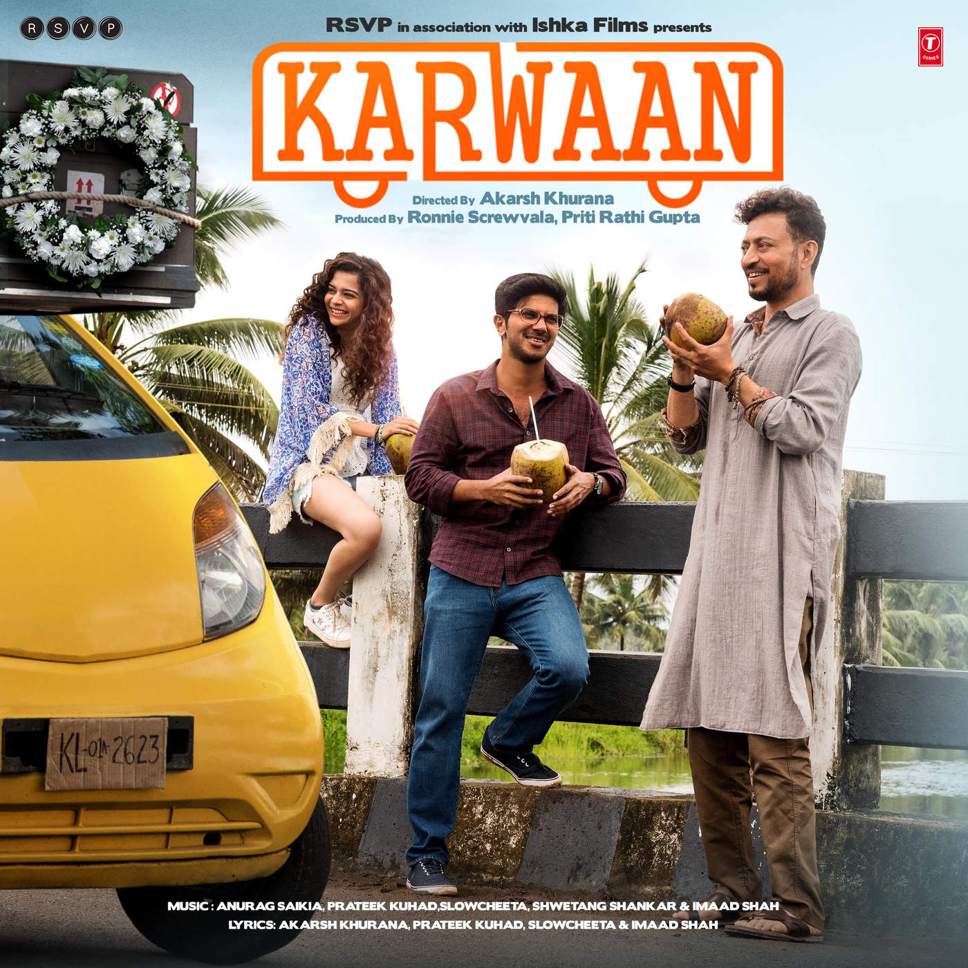 I Am A Rider Song Download 320kbps: Music Riders Bollywood: Karwaan (2018) Hindi Mp3 [320 Kbps]