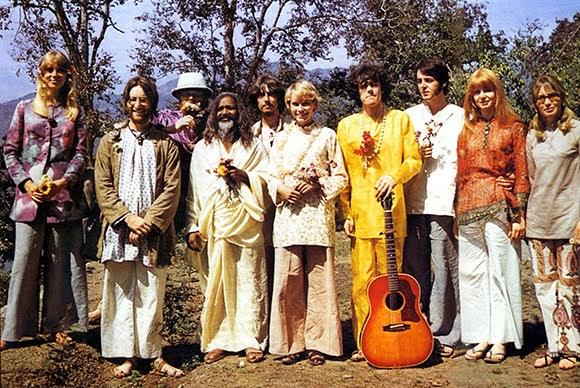 La renaissance créative des Beatles par la méditation