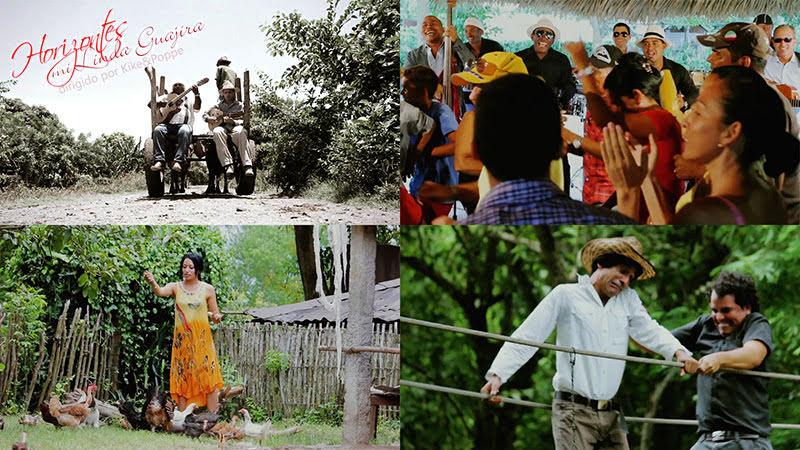 Horizontes - ¨Mi linda guajira¨ - Videoclip - Dirección: Enrique Velázquez (Kike) - Marcos Poppe. Portal del Vídeo Clip Cubano