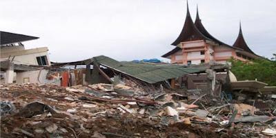 Gempa Bumi Sumatera Barat
