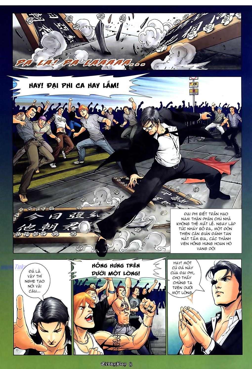 Người Trong Giang Hồ Chap 1018 - Truyen.Chap.VN