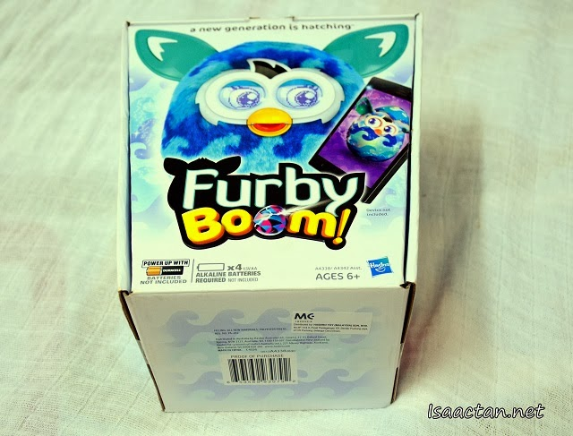 Furby Boom: A New Generation Is Hatching By Hasbro