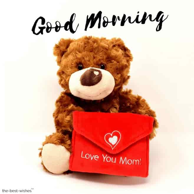 Good Morning Love Teddy Bear Images The Best HD Wallpaper