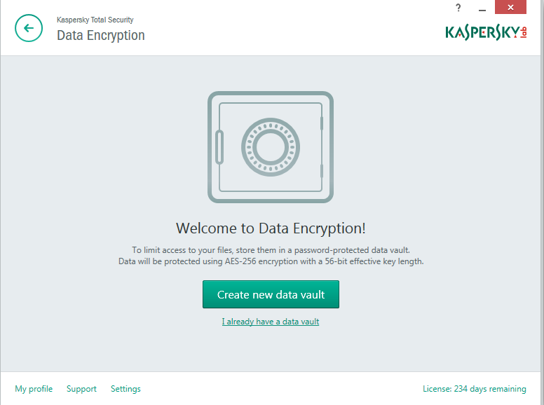Kaspersky TOTAL Security (Pure 4.0) Version 2015 (15.0.1