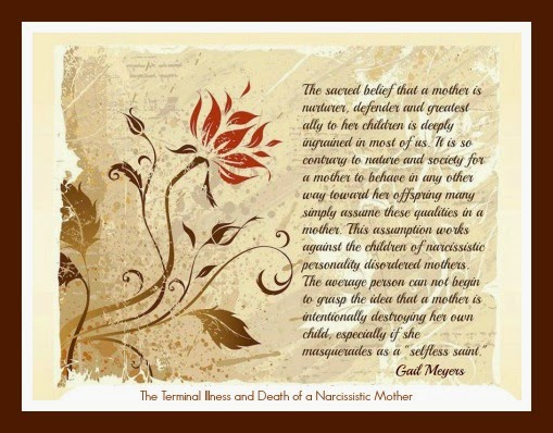 Sacred Role of Mother Quote by Gail Meyers