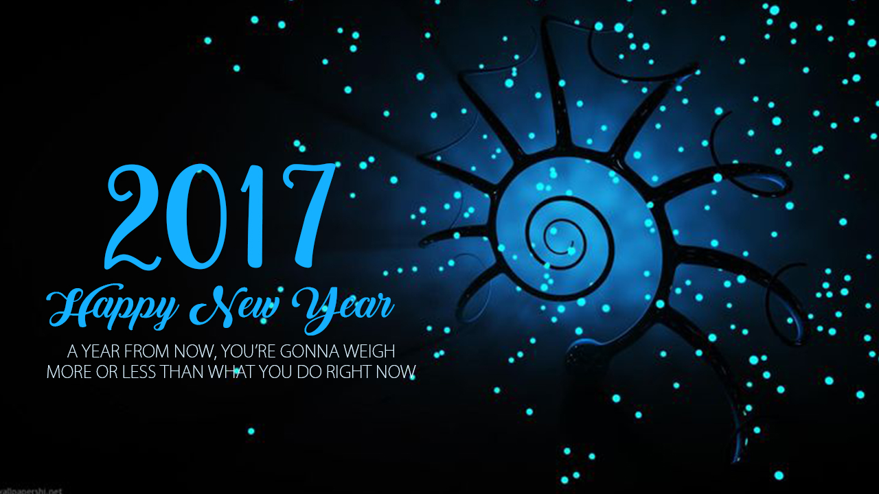 Happy New Year 2017 Happy New Year 2017 Desktop Wallpapers Images