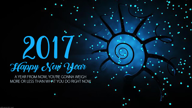 Happy New Year 2017 Desktop Wallpapers